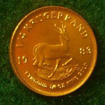 1-4-oz-gold-krugerrand-springbok-side